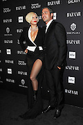 Sept. 5, 2014 - New York, NY, USA - <br /> <br /> Lady Gaga and Taylor Kinney attending the Harper's Bazaar ICONS Celebration at The Plaza Hotel on September 5, 2014 in New York City <br /> ©Exclusivepix