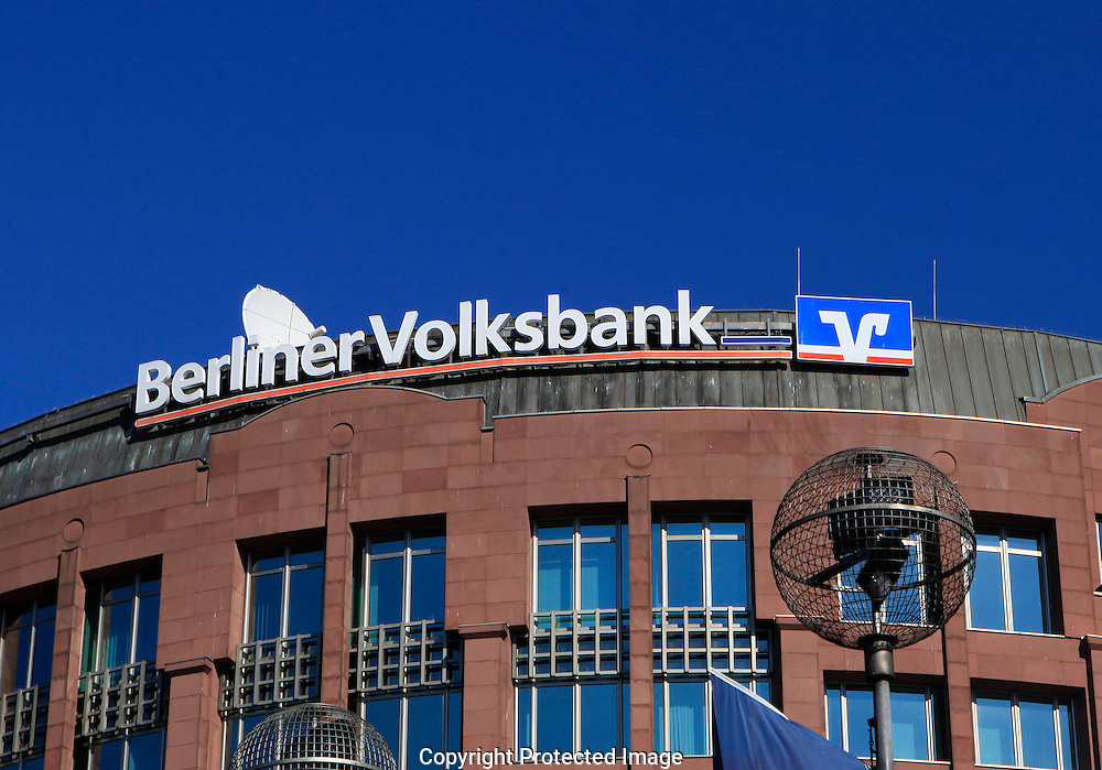Berliner Volksbank In Berlin,Germany<br /> <br /> Photo by Dennis Brack