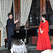 Chinese New Year Celebration to mark the year of the Rat on 31 January,2020 at National Liberal Club, London, UK.