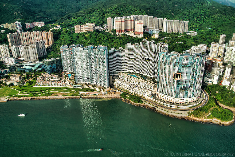 Cyberport featuring Residence Bel-Air, Telegraph Bay