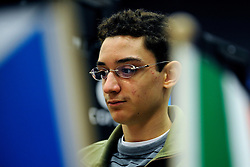 20-01-2009 SCHAKEN: CORUS CHESS: WIJK AAN ZEE<br /> Fabiano Caruana ITA <br /> ©2009-WWW.FOTOHOOGENDOORN.NL