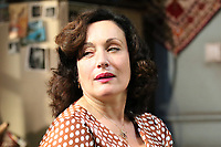 Lucy Cohu, The Height of The Storm - Photocall, Wyndham's Theatre, London, UK, 04 October 2018, Photo by Richard Goldschmidt