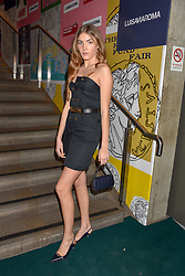 Freya Aspinall at the Fabulous Fund Fair in aid of Natalia Vodianova's Naked Heart Foundation in association with Luisaviaroma held at The Round House, Camden, London England. 18 February 2019.