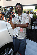 Malik Booth at the Lincoln Presents ' Off the Red Carpet ' at The 2008 American Black Film Festival at The Sofitel Hotel on August 9, 2008..' Off the Red Carpet ' celebrates the film careers of Hollywood insiders and soon to be released films by Black Filmmakers.