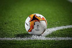 February 21, 2019 - Lisbon, Portugal - European League Ball during the Europa League 2018/2019 footballl match between SL Benfica vs Galatasaray AS. (Credit Image: © David Martins/SOPA Images via ZUMA Wire)