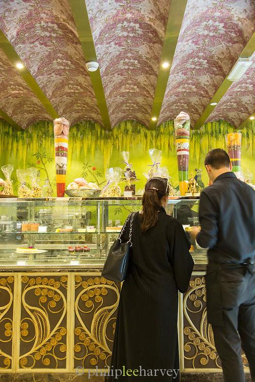 Omnia Gourmet restaurant, Dubai, United Arab Emirates