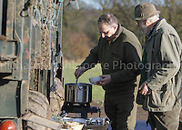 Copt Hall Farm Shoot  9th January 2013