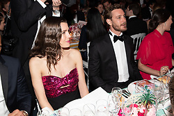 Charlotte Casiraghi and Pierre Casiraghi attend the Rose Ball 2019 at Sporting in Monaco, Monaco. Photo by Palais Princier/Olivier Huitel/SBM/ABACAPRESS.COM