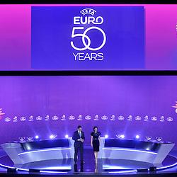 20100207: Football - EURO 2012, UEFA DRAW, Warsaw