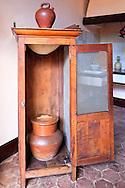 Water purifying cabinet in Bayamo, Granma, Cuba.