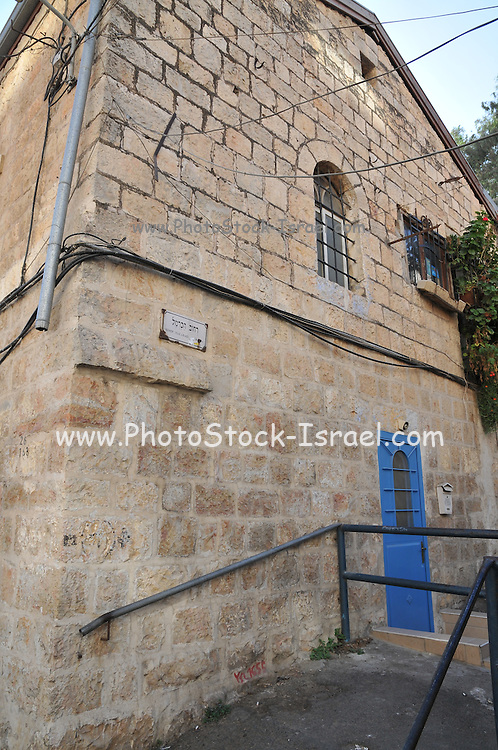 Nachlaot is a cluster of neighborhoods in central Jerusalem, Israel known for its narrow, winding lanes, old-style housing, hidden courtyards and many small synagogues.HaKarmel Street
