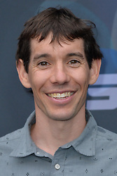 May 14, 2019 - New York, NY, USA - May 14, 2019  New York City..Alex Honnold attending Walt Disney Television Upfront presentation party arrivals at Tavern on the Green on May 14, 2019 in New York City. (Credit Image: © Kristin Callahan/Ace Pictures via ZUMA Press)