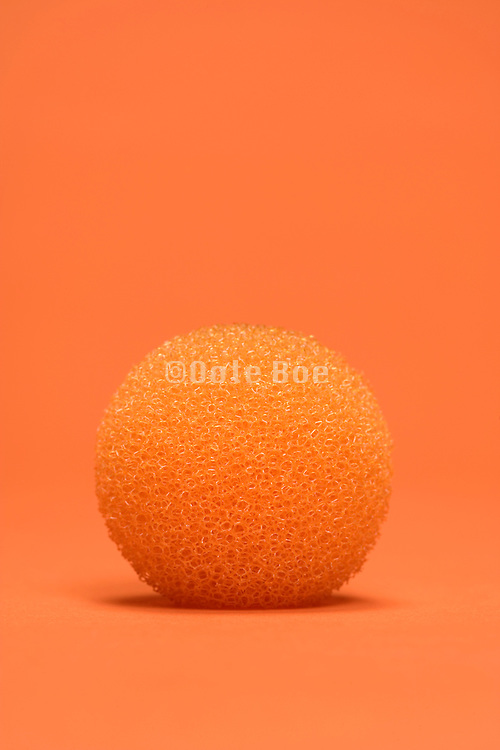 a round foam type ball object