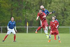2016 Deaflympics Qualifying Football Match FRA v CZE, Igny, France