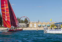 7th March 2016. Fremantle, WA. World Match Racing Tour.