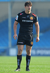 Tom Hendrickson of Exeter Braves -Mandatory by-line: Nizaam Jones/JMP - 22/04/2019 - RUGBY - Sandy Park Stadium - Exeter, England - Exeter Braves v Saracens Storm - Premiership Rugby Shield
