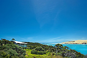 house overlooking hokianga harbour, new zealand