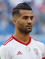 Masoud Shojaei of IR Iran