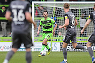 Forest Green Rovers Gavin Gunning(16) during the EFL Sky Bet League 2 match between Forest Green Rovers and Lincoln City at the New Lawn, Forest Green, United Kingdom on 2 March 2019.