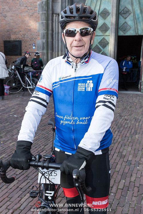 NLD/Amersfoort/20180929 - Bn-er fietsen de Zuiderzee Klassieker 2018, Frits Barend