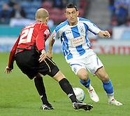 Huddersfield v Millwall 160410