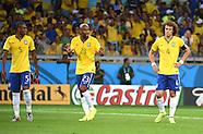 Brazil v Germany 080714