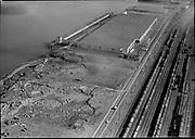 "Ackroyd 08838-12. ""Aerials. Waterways terminal. Crown Zellerbach. Feburary 12, 1959"""