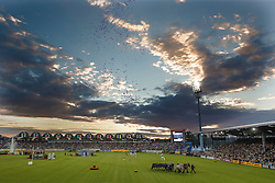 Invitation to the European Championships Goteborg 2017<br /> Opening Ceremony<br /> CHIO Aachen 2016<br /> © Hippo Foto - Dirk Caremans<br /> 12/07/16