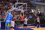 Sassari 20 Agosto 2012 - Qualificazioni Eurobasket 2013 - Allenamento<br /> Nella Foto : DANILO GALLINARI<br /> Foto Ciamillo/Castoria