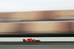 March 9, 2018 - Barcelona, Catalonia, Spain - 07 Kimi Raikkonen from Finland Scuderia Ferrari SF71H during day four of F1 Winter Testing at Circuit de Catalunya on March 9, 2018 in Montmelo, Spain. (Credit Image: © Xavier Bonilla/NurPhoto via ZUMA Press)