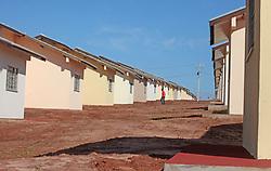 June 7, 2017 - Casas populares construídas através do programa do governo federal, Minha Casa, Minha Vida. Na foto, casas em alvenaria construídas através do programa Minha Casa, Minha Vida. (Credit Image: © Dirceu Portugal/Fotoarena via ZUMA Press)