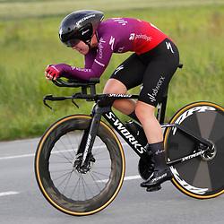 NOKKE HEIST (BEL) July 10 CYCLING: <br /> 3th Stage Baloise Belgium tour Time Trial: <br /> Lonneke Uneken
