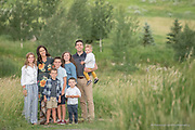 Steamboat Springs Colorado Photographer, Outdoor Family Portraits