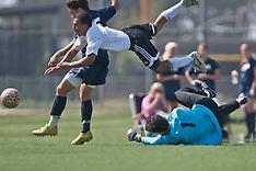 Glendale Community College Soccer at Orange Coast College - September 23, 2011