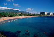 Kaanapali Beach Hotel, Kaanapali, Maui, Hawaii<br />