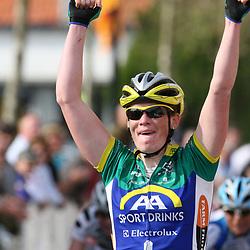 Sportfoto archief 2006-2010<br /> 2008<br /> Kirsten Wild wind omloop van Borsele