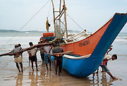 Fishermans beach - Sri Lanka