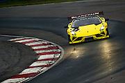 July 10-13, 2014: Canadian Tire Motorsport Park. #1 Thomas Pichler, Jota Corse, Lamborghini of Dallas
