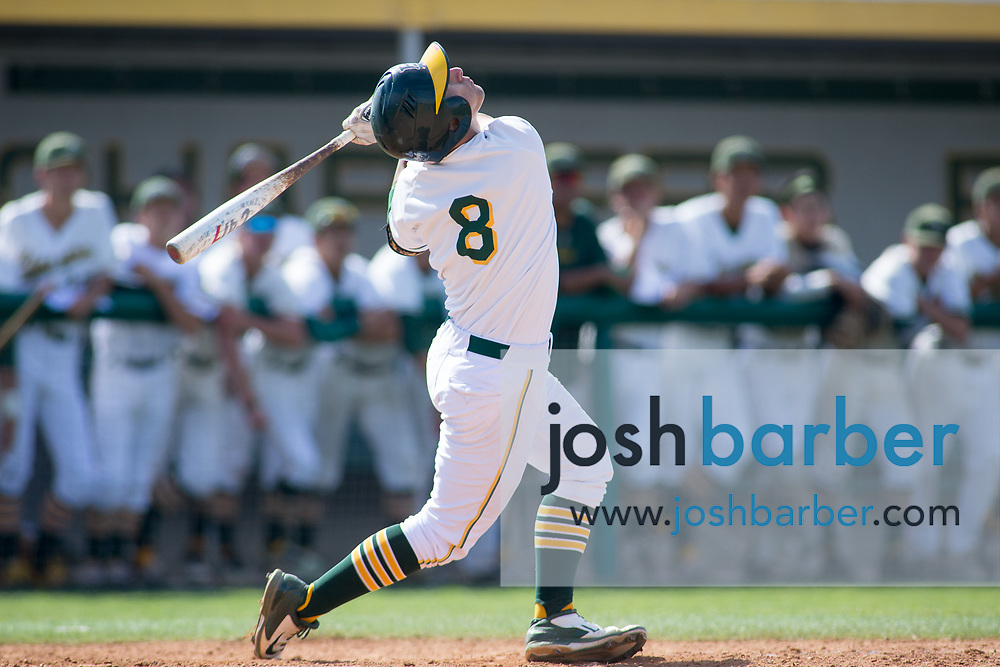 Edison's Vince Inman during the CIF-SS Division 2 Quarterfinal: Palm Desert v Edison at Edison High School on Friday, May 26, 2017 in Huntington Beach, Calif. (Photo by Josh Barber, Contributing Photographer)