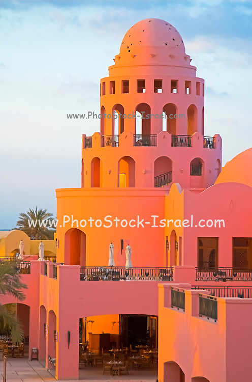 fantasy building Photographed in Sinai, Egypt