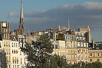 France, Paris (75), rue du 4e arrondissement // France, Paris, Ile de la cite