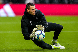 Marcus Bettinelli of Fulham - Mandatory by-line: Robbie Stephenson/JMP - 26/08/2018 - FOOTBALL - Craven Cottage - Fulham, England - Fulham v Burnley - Premier League