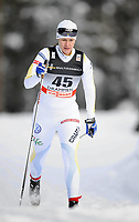 13th World Cup Competition<br /> 19 februar 2011<br /> Ladies 10 km Classic Individual<br /> Drammen , Konnerud<br /> Britta Johansson Norgren , Sweden<br /> Foto : Reidar Talset , Digitalsport