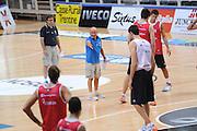 DESCRIZIONE : Trento Primo Trentino Basket Cup Nazionale Italia Maschile <br /> GIOCATORE : Luca Dalmonte<br /> CATEGORIA : allenamento<br /> SQUADRA : Nazionale Italia <br /> EVENTO :  Trento Primo Trentino Basket Cup<br /> GARA : Allenamento<br /> DATA : 26/07/2012 <br /> SPORT : Pallacanestro<br /> AUTORE : Agenzia Ciamillo-Castoria/C.De Massis<br /> Galleria : FIP Nazionali 2012<br /> Fotonotizia : Trento Primo Trentino Basket Cup Nazionale Italia Maschile<br /> Predefinita :