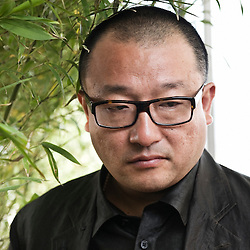 Wang Xiaoshuai, director of Chongqing Blues (official Competition). 63rd Cannes Film Festival. France. 13 May 2010. Photo: Antoine Doyen