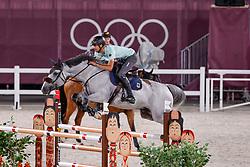 Kukuk Christian, GER, Mumbai, 344<br /> Olympic Games Tokyo 2021<br /> © Hippo Foto - Dirk Caremans<br /> 01/08/2021