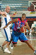 DESCRIZIONE FOTO : MONTECATINI CAMPIONATO ITALIANO LEGA A2 STAGIONE 2004-2005<br /> GIOCATORE : SMITH<br /> SQUADRA : AGRICOLA GLORIA MONTECATINI<br /> EVENTO : CAMPIONATO ITALIANO LEGA A2 STAGIONE 2004-2005<br /> GARA: AGRICOLA GLORIA MONTECATINI-CIMBERIO NOVARA<br /> DATA : 24/10/2004<br /> CATEGORIA DELLA FOTO : <br /> CATEGORIA SPORT : Pallacanestro-Basketball<br /> AUTORE/CREDITS : Agenzia Ciamillo & Castoria