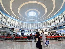 The Dubai Mall in Dubai United Arab Emirates
