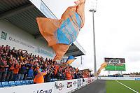 3. runde i Norgesmesterskapet i fotball 2015: Hødd - Aalesund.  i cupkampen mellom Hødd og Aalesund på Høddvoll.