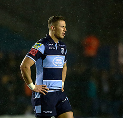 Steve Shingler of Cardiff Blues<br /> <br /> Photographer Simon King/Replay Images<br /> <br /> Guinness PRO14 Round 14 - Cardiff Blues v Connacht - Saturday 26th January 2019 - Cardiff Arms Park - Cardiff<br /> <br /> World Copyright © Replay Images . All rights reserved. info@replayimages.co.uk - http://replayimages.co.uk
